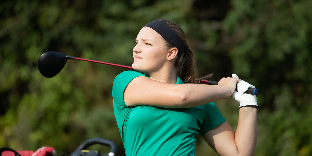 Women's Golf Performs Well at Final Tournament of the Season