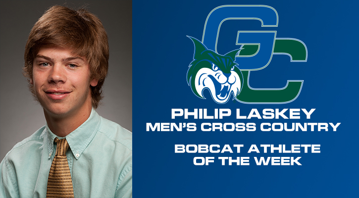 Laskey Races to Bobcat Athlete of the Week Award