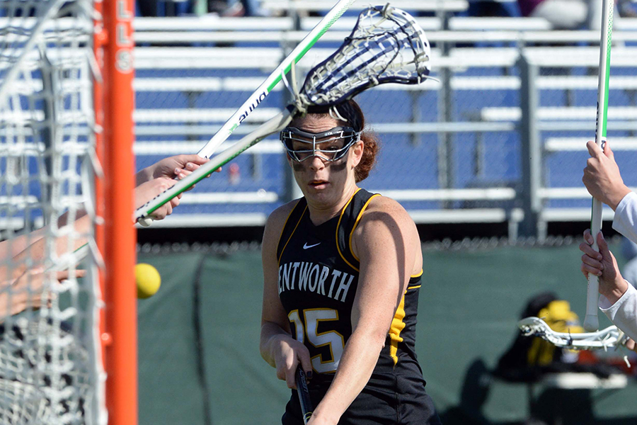 Women's Lacrosse Falls at Salve Regina