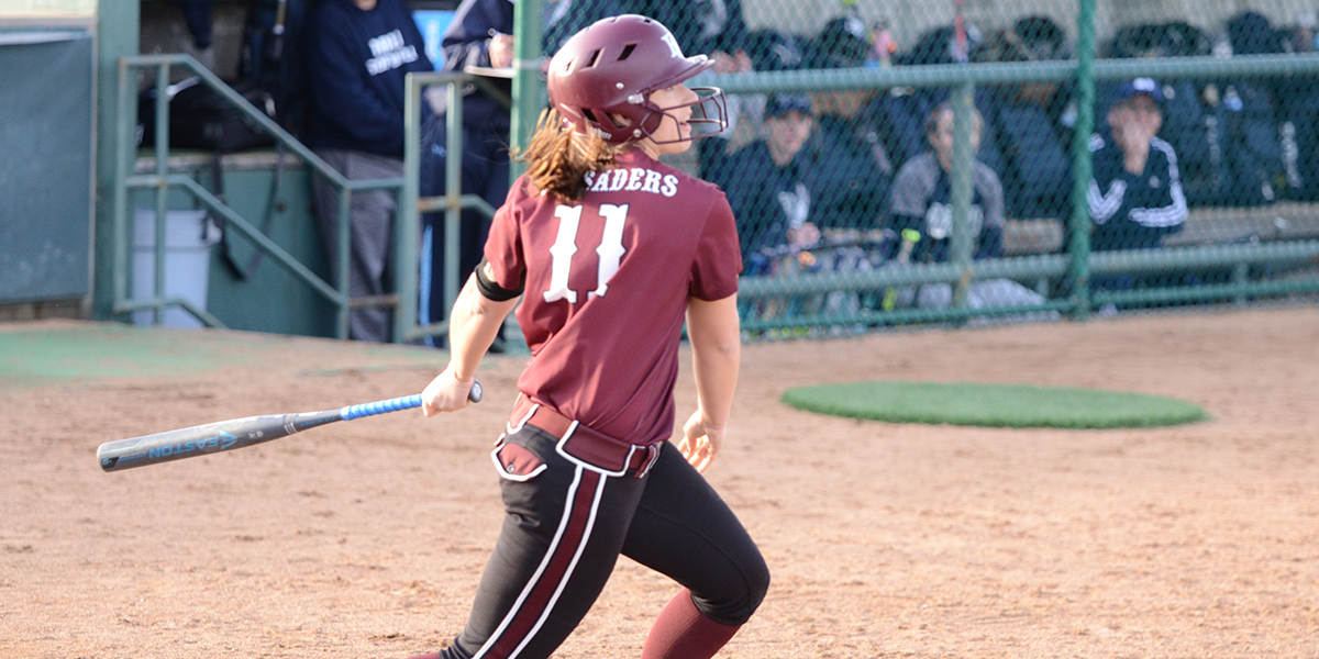 Softball Run-Rules Stephens with Near Perfect Game