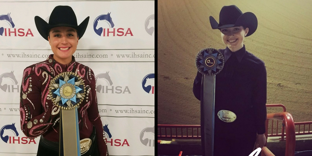 Hein and White Notch Ninth Place Finishes at IHSA Nationals