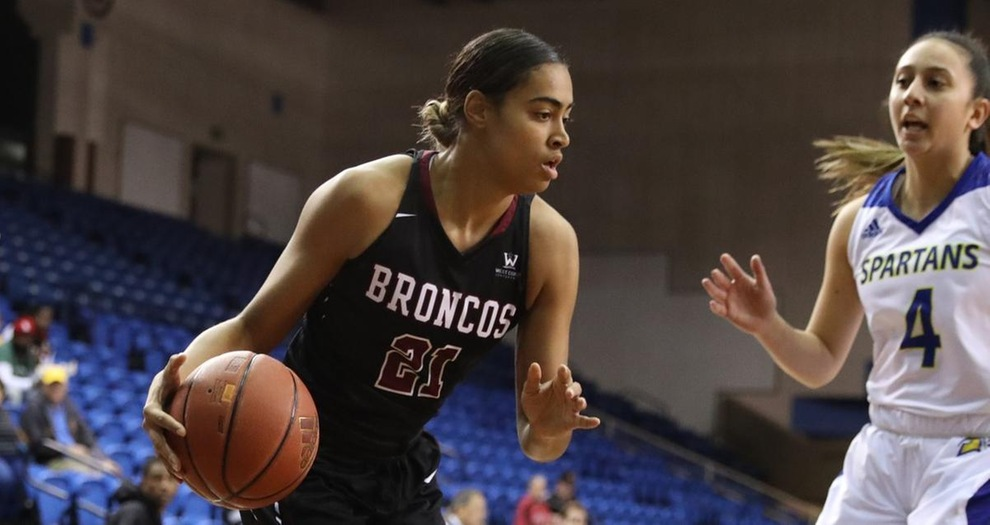 Homestand for Women's Basketball Begins Saturday with San Francisco