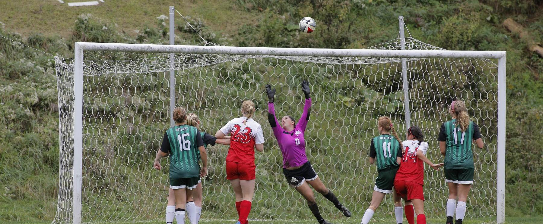 Women's Soccer drops game to Grove City, 3-0