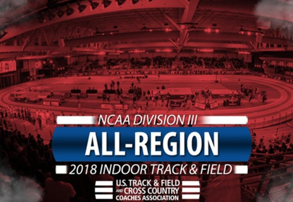 Five Named to USTFCCCA All-Region Team