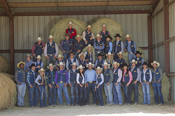 Odessa Rodeo teams ready for Spring seasons
