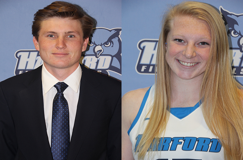 Maryland JUCO Names Consoletti, McHugh Lacrosee Athletes of the Month