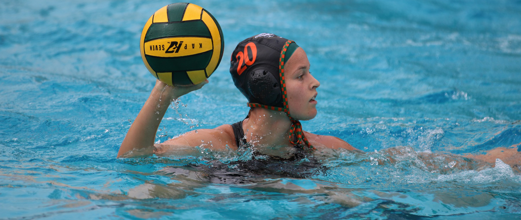 Women's Water Polo finishes Convergence 2-2