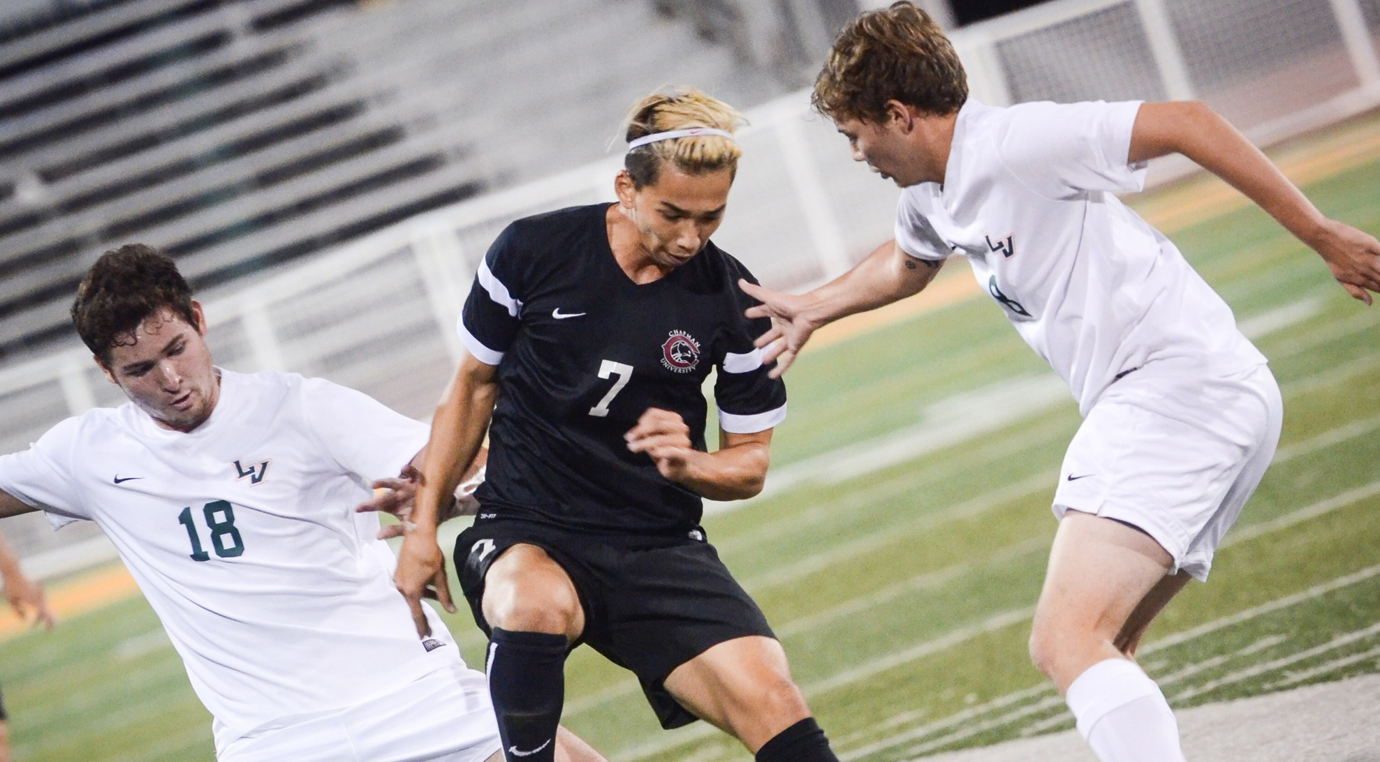 Late goals hurt Men's Soccer in loss to Occidental