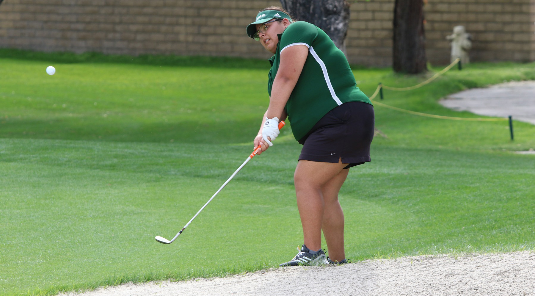 Gonzalez leads women's golf on day one of SCIACs