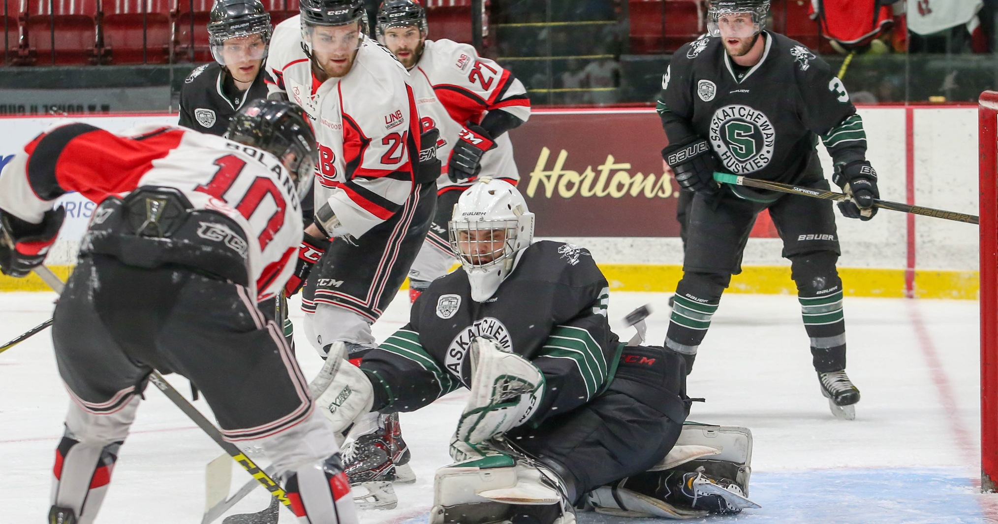 Men's hockey loses in overtime in University Cup bronze