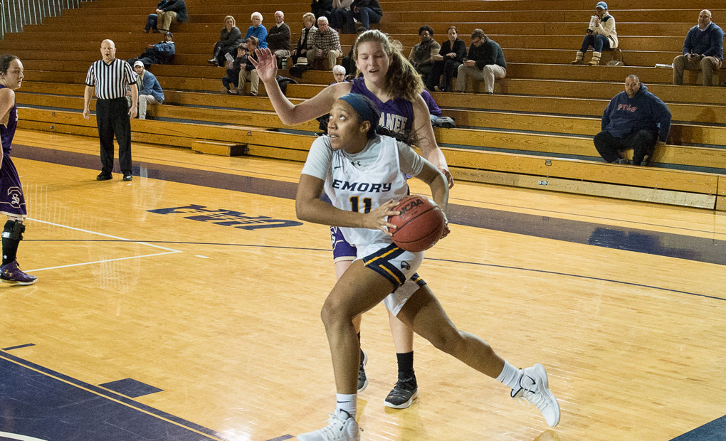 Emory Women's Basketball Eyes Case Western & Carnegie Mellon Road Swing
