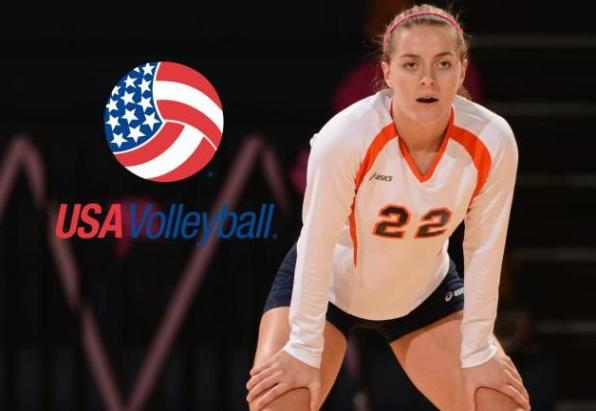 Moreland to Play with USA U23 Beach National Team