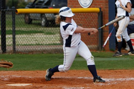 Wilkinson's eighth inning single gives GSW split with USC Aiken