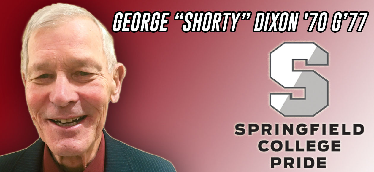 "2017 Athletic Hall of Fame Inductee Spotlight: George ""Shorty"" Dixon '70 G'77"