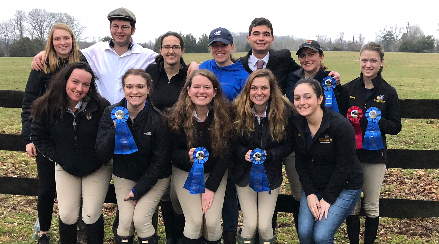 Equestrian Takes Top Spot at American/Maryland IHSA Show; Sews Up Another Zone 4, Region 1 Title