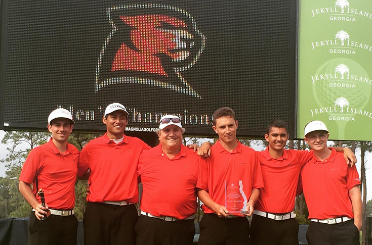 Golf: Panthers receive at-large bid to 2016 NCAA Division III Men's Golf Championships