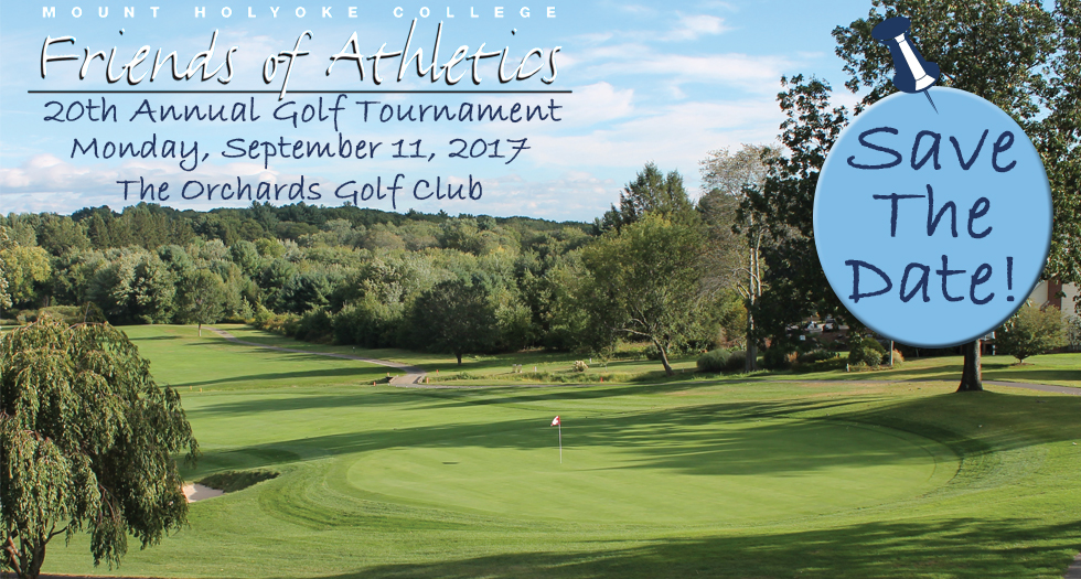 Register Now for the 20th Annual Friends of Athletics Golf Tournament!