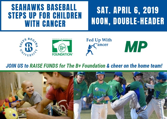 Seahawks holding fundraiser for Fed Up With Cancer on April 6 at Reynolds Field