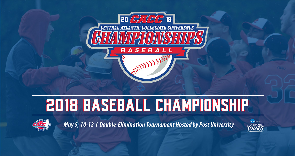 OFFICIAL ONLINE DIGITAL PROGRAM OF THE 2018 CACC BASEBALL CHAMPIONSHIP