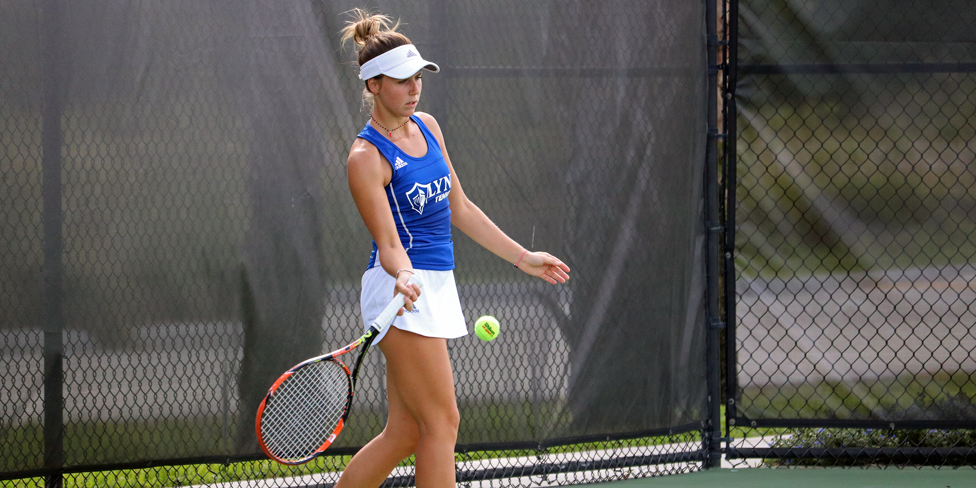 Blackbird Down! No. 2 Women's Tennis Sweeps LIU Brooklyn