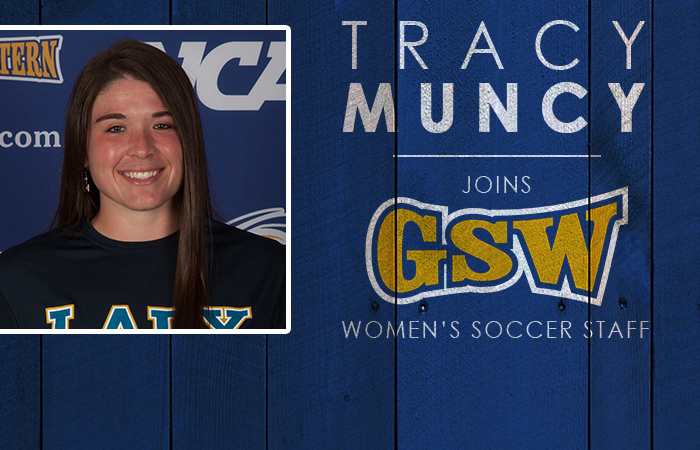 Muncy Named Assistant Women's Soccer Coach