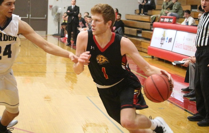 Men's Basketball Edged by Gordon 77-75 in Midweek Clash