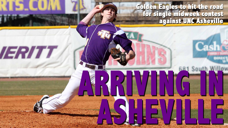 Golden Eagles ready for weekday test at UNC Asheville