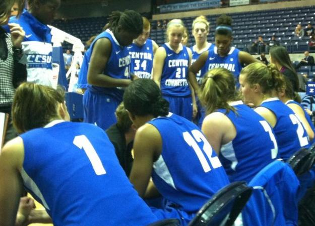 WBB Opens with OT Win at URI