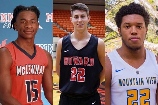 Region V Men's Basketball Players of the Week (Jan. 21-27)