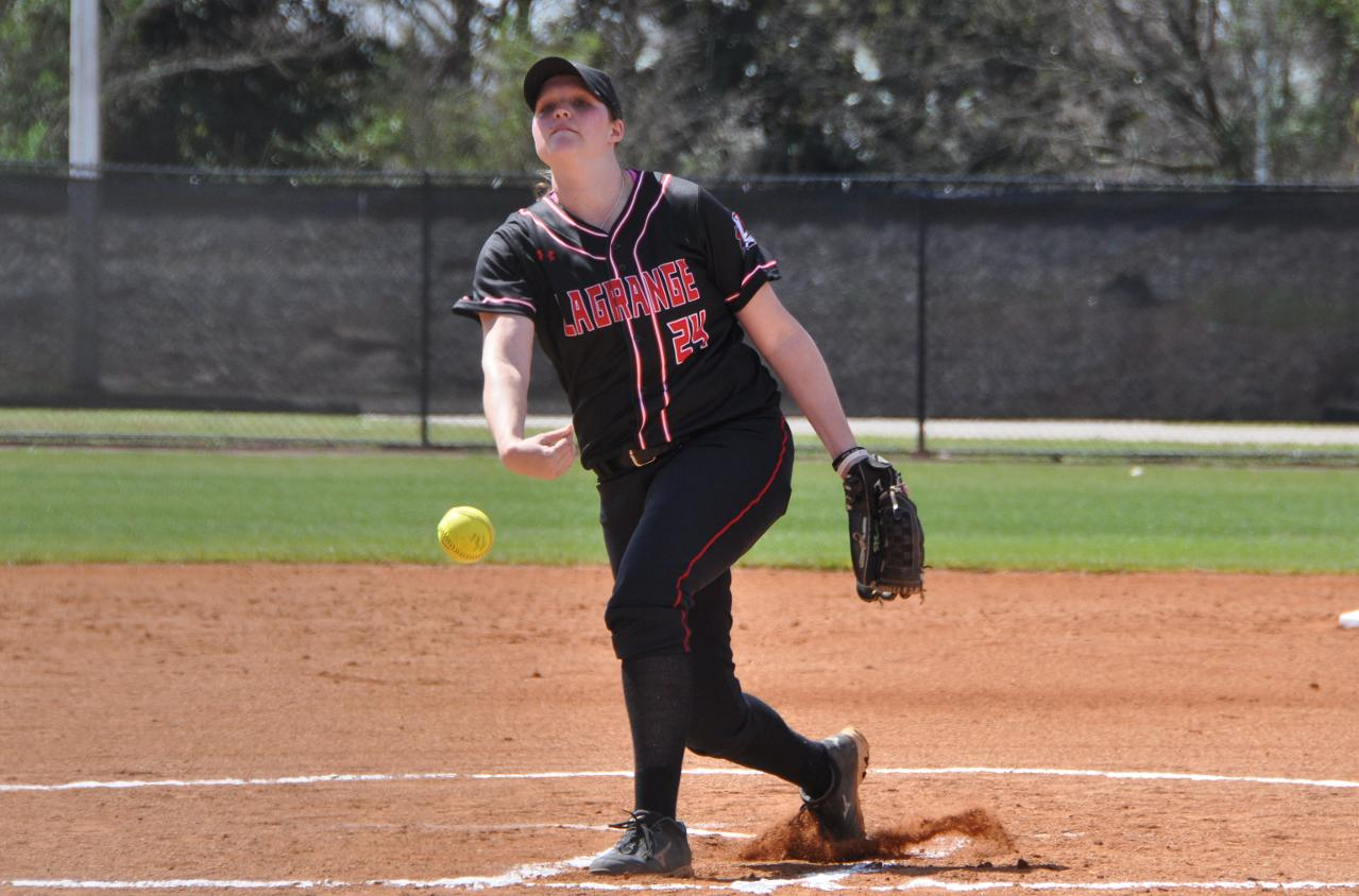 Softball: Panthers lose two close ones at Birmingham-Southern