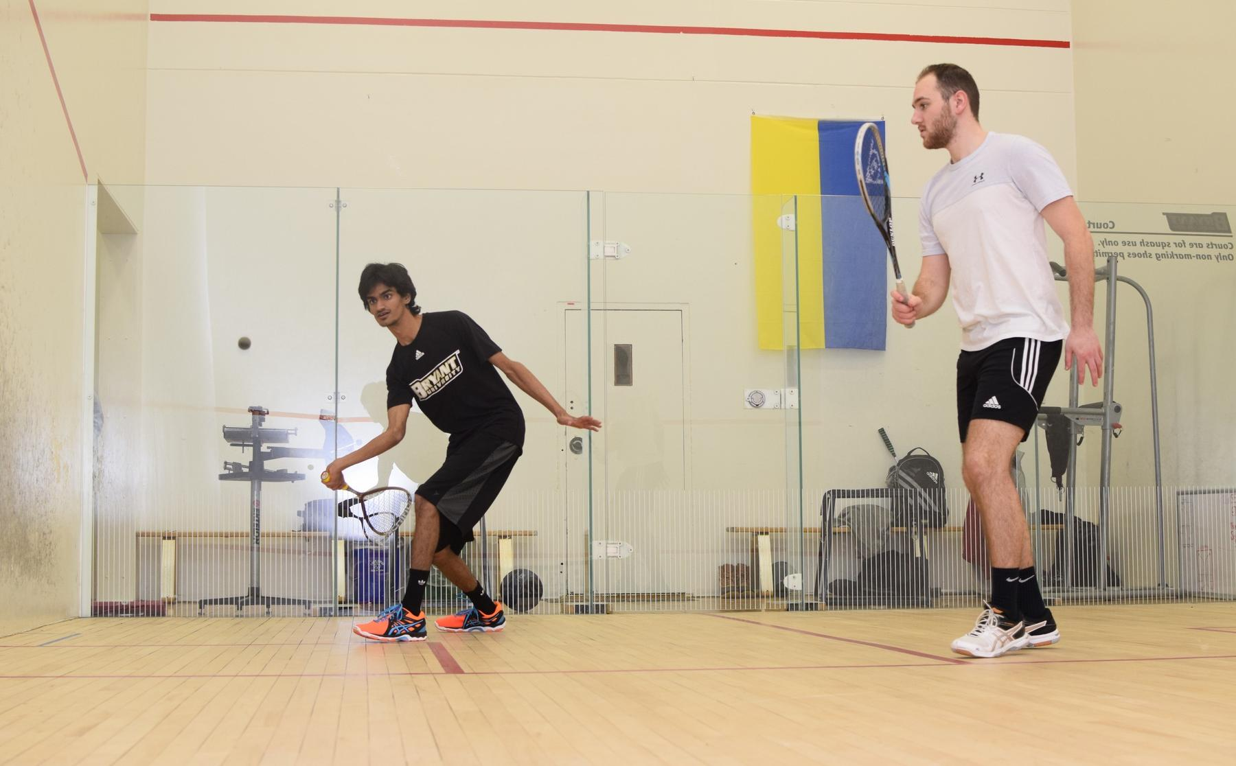 Squash competes in New York