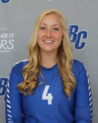 Volleyball: Hannah Elmore