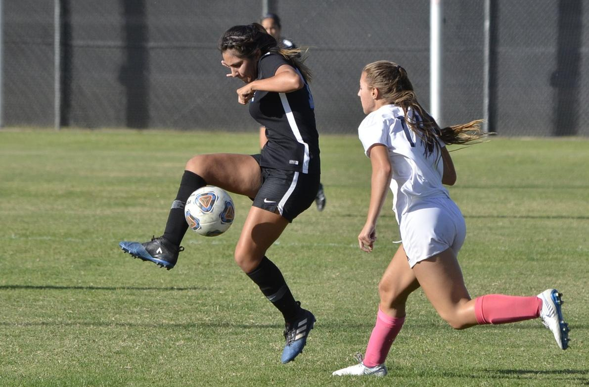 Wolverines, Mesa Battle to Scoreless Draw