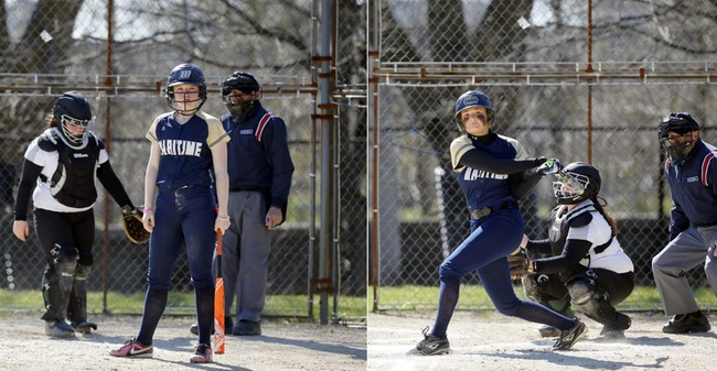 Murphy, Thomas Tabbed As 2017 Buccaneer Softball Co-Captains