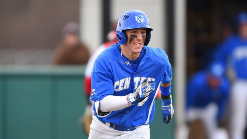 Baseball Falls to UMass on Tuesday Afternoon