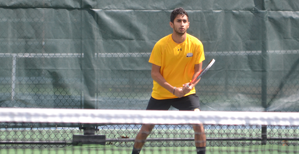 Men's Tennis Welcomes Georgetown on Wednesday Afternoon