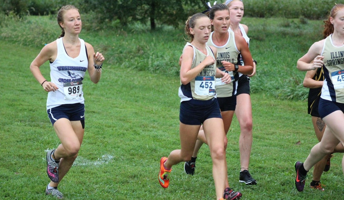Kuykendall Earns First SLIAC Runner of the Week Award