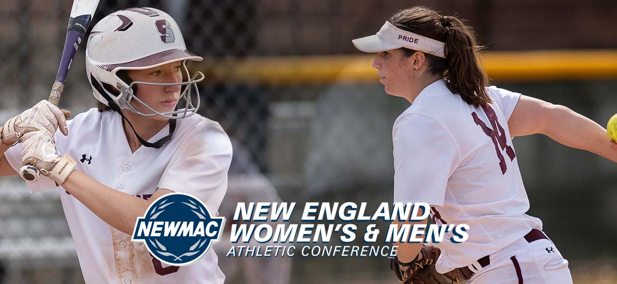 Conley and Allen Earn NEWMAC Softball First Team All-Conference Honors