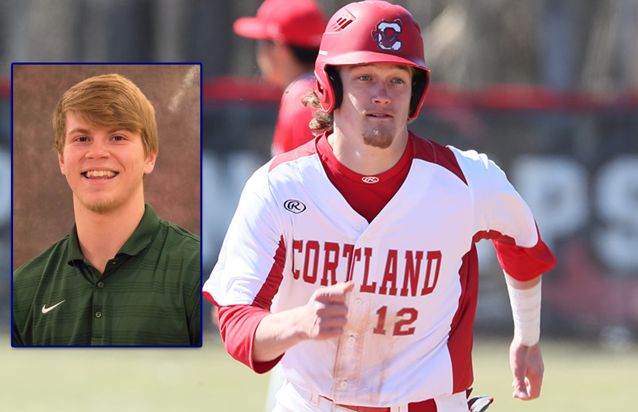 SUNYAC announces Baseball Athlete and Pitcher of the Week