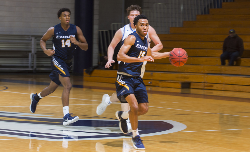 School Records Fall As Emory Men's Basketball Defeats Trinity