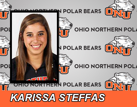 Karissa Steffas leads Women's Basketball to 70-64 victory over Trine in the season opener