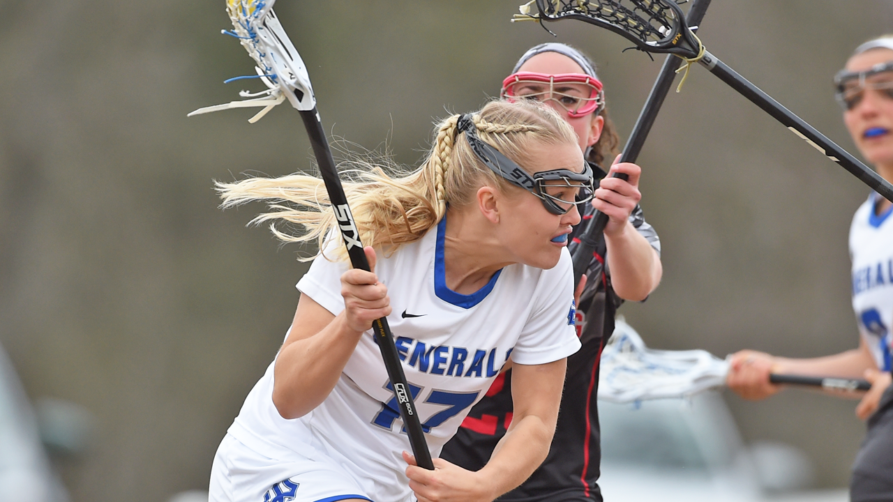 Generals Down Cabrini in NCAA Women's Lacrosse First Round
