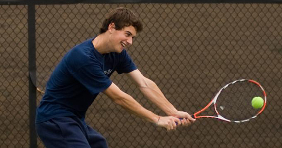 Four Singles Still Alive for Bobcat Men at ITA Southeast Regional After Day One