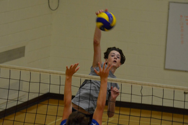 Halifax's Ben Singer Commits to Tommies Men's Volleyball