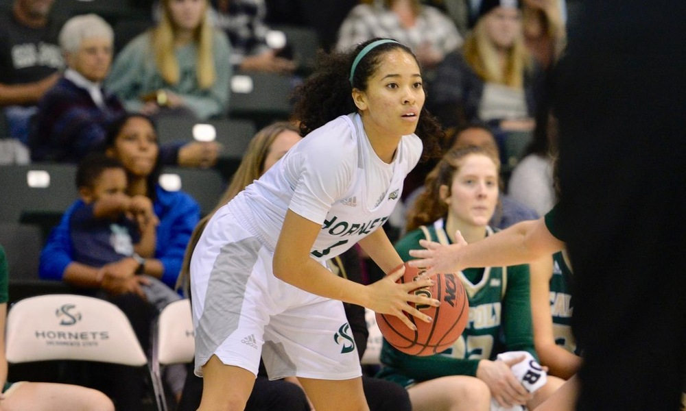 WOMEN'S HOOPS TAKES ON PEPPERDINE, ILLINOIS IN THANKSGIVING TOURNAMENT