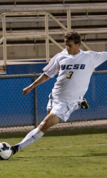 Walker's Late Goal Propels UCSB to NCAA First Round Win Over Wofford
