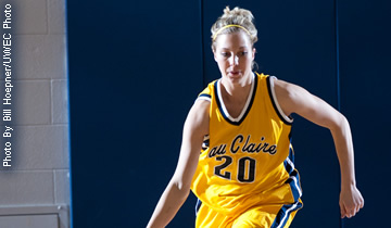 Women's Basketball Avenges Early-Season Loss against Eagles