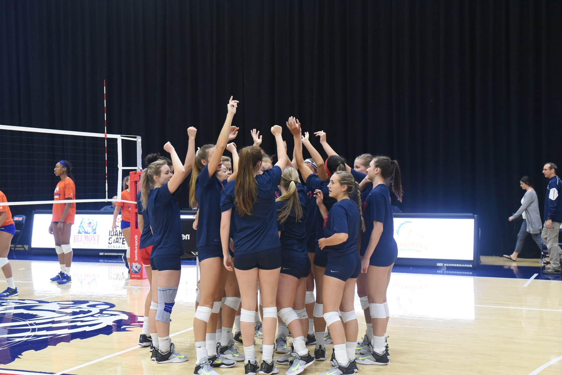 Registrations Filling Fast for Volleyball Camp