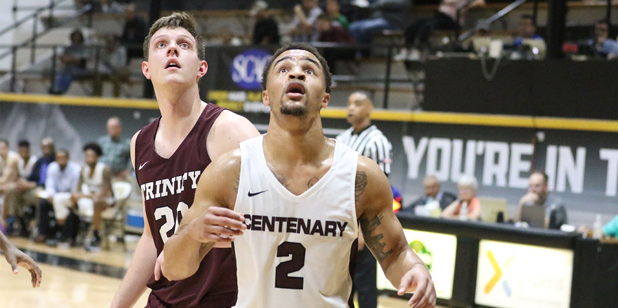 Trinity Upsets Centenary to Advance to SCAC Semifinals