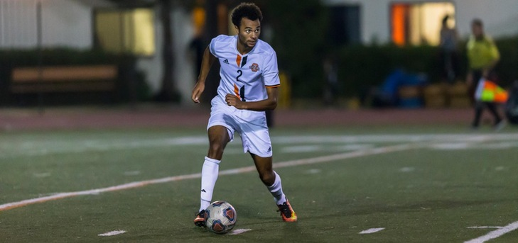 Three Men's Soccer Players Named All-SCIAC